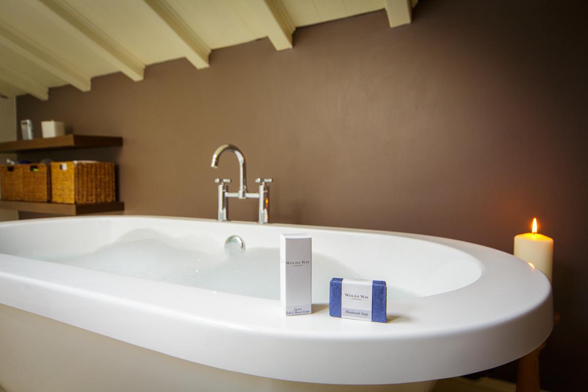 Locally Made Bathtime Treats