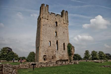 Helsmsley Castle