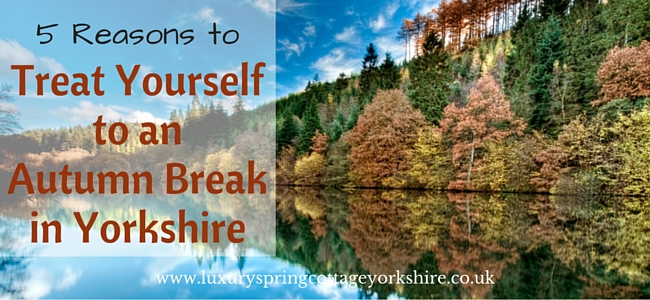 5 Reasons to Treat Yourself to an Autumn Break in Yorkshire