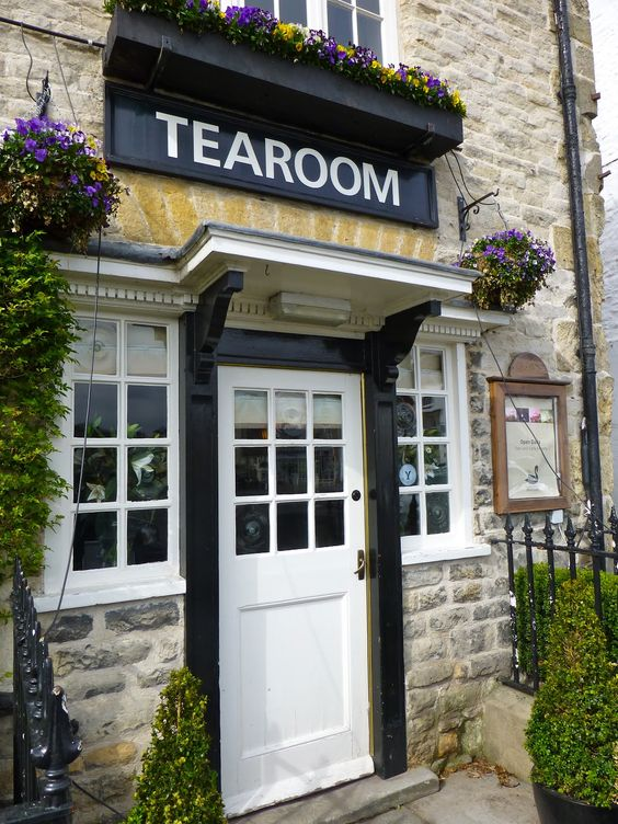 Yorkshire Tea Rooms