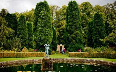 Castle Howard The Rose Garden