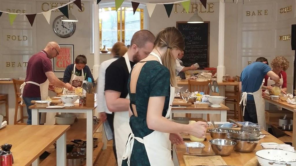 Malton Cookery School