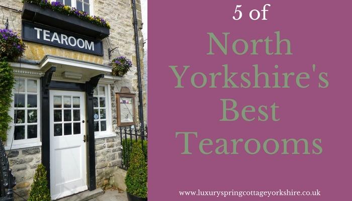5 Best Yorkshire Tea Rooms