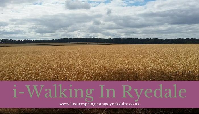 Walking in Ryedale