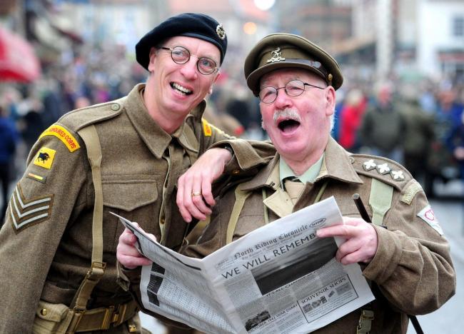 Pickering War Weekend