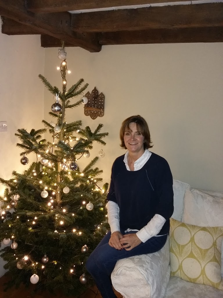 Our Yorkshire Cottage At Christmas