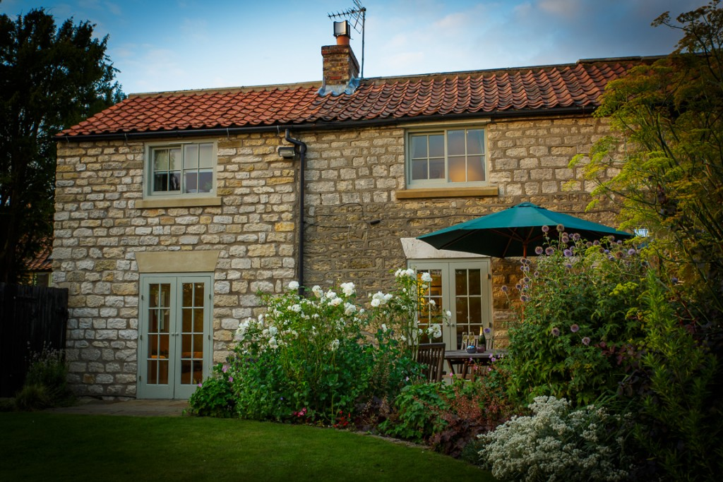 Spring Cottage, our luxury Yorkshire cottage