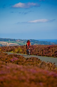 Cycling on the North York Moors