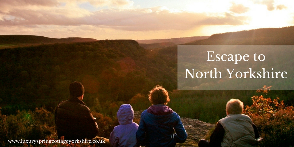 Escape To North Yorkshire For Some Peace and Tranquillity