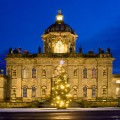 Christmas Castle Howard North Yorkshire