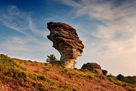 Bridestones – Dalby Forest