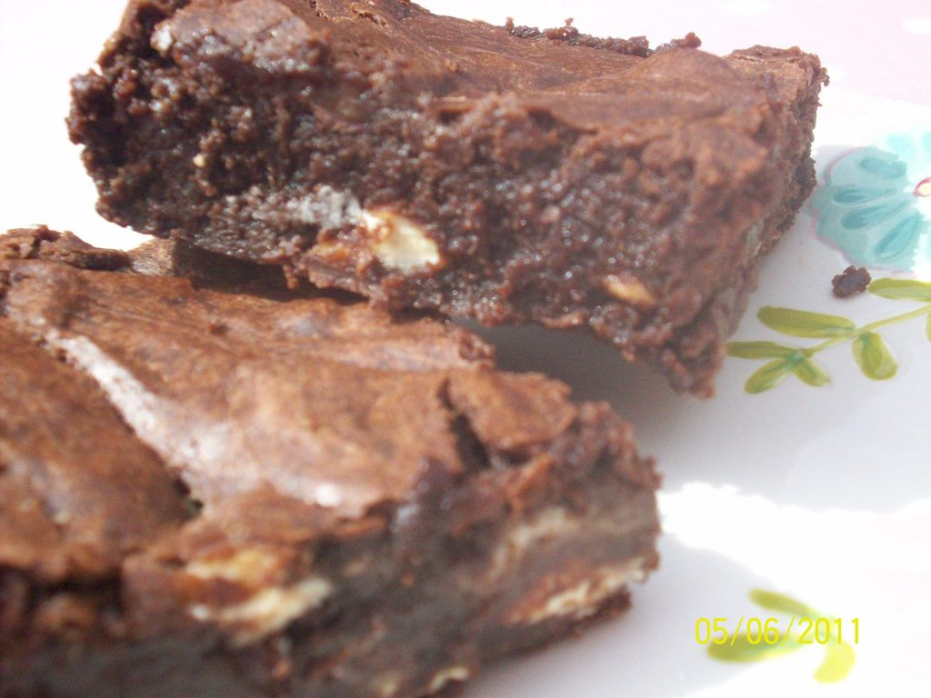 brownies from Treacles Cakes