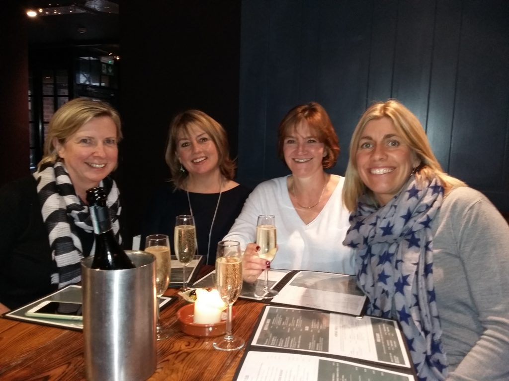 girls weekend to Yorkshire