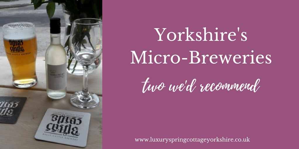 Yorkshire Micro Breweries
