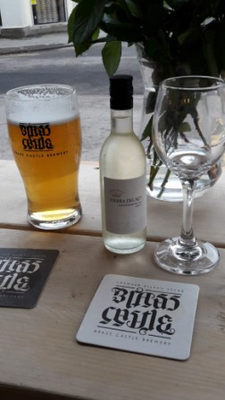 Yorkshire beer and wine