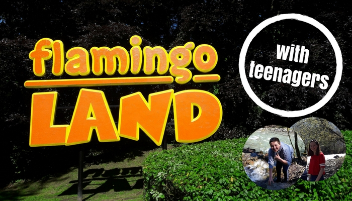 Visiting Flamingo Land With Teenagers?