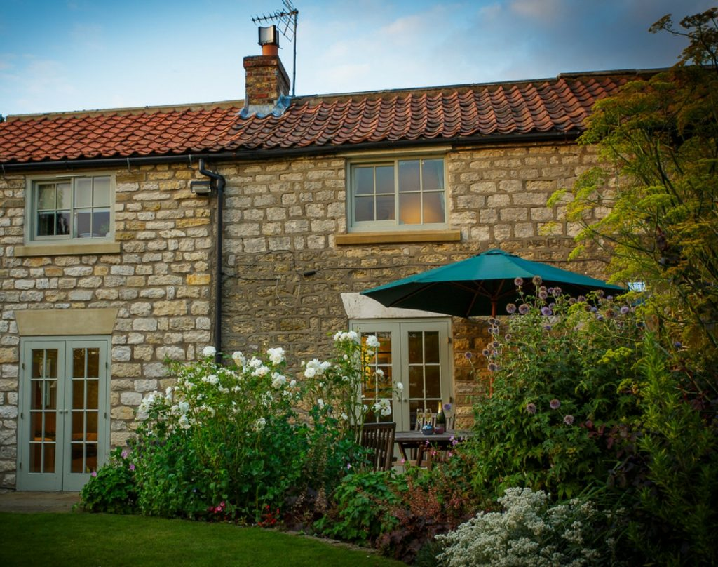 luxury Yorkshire holiday cottage